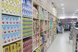 Beykoz'un marketi dolar kurundan etkilenmiyor