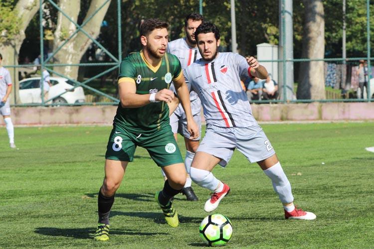 Beykoz Amatörleri 22-23 Eylül 2018 maç programı