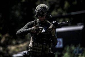 Beykoz'daki SAT komando eğitimleri görüntülendi