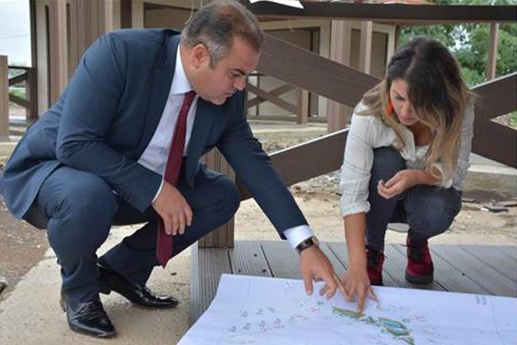 Beykoz'un Giresun'daki projesi devam ediyor
