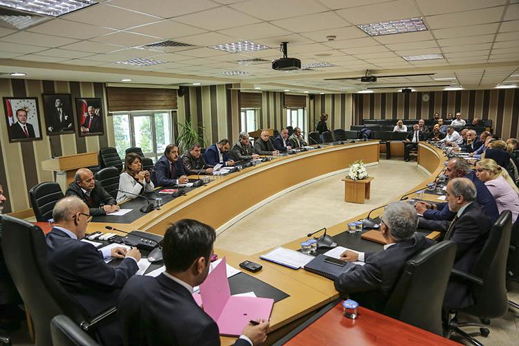 Beykoz Meclisi, sel baskınını konuştu