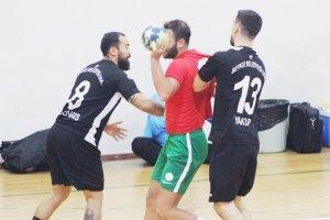 Beykoz Belediyespor Karşıyaka ile dalga geçti: 37-26