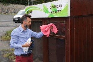 Beykoz, atıkta Türkiye'ye öncülük ediyor