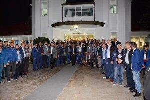 Hanefi Dilmaç'tan Beykoz teşkilatına vefa yemeği
