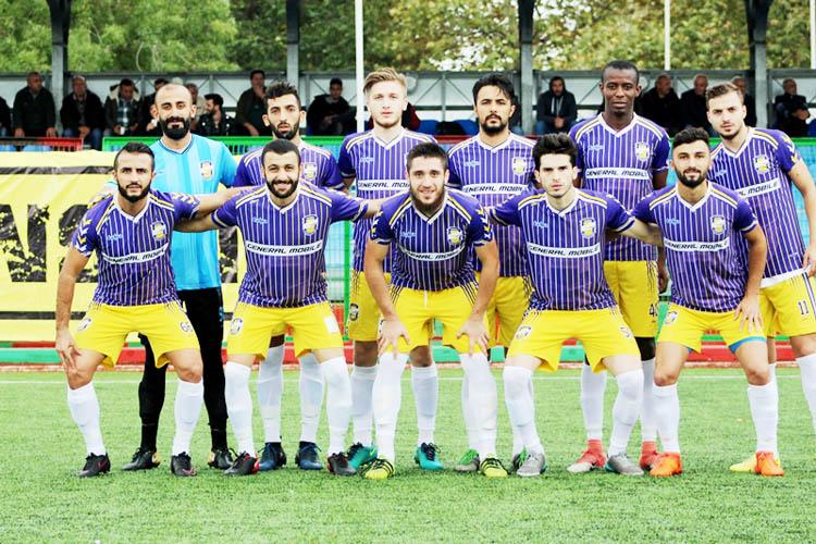 İstanbul Mesudiyespor, yuvasında affetmiyor 4-0