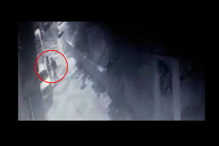 Beykoz Soğuksu'daki taciz kameraya takıldı (VİDEO)