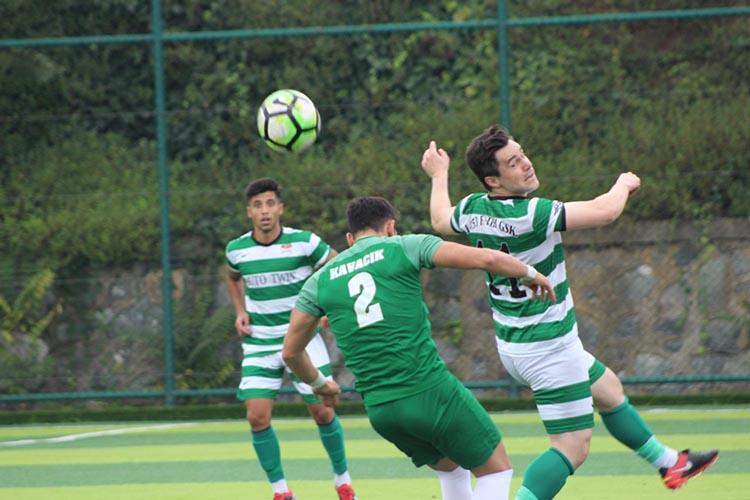 Beykoz amatörleri 13-14 Ekim maç sonuçları