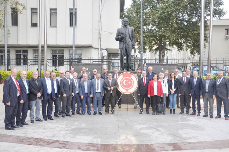 Beykoz'da 19 Ekim Muhtarlar Günü kutlandı