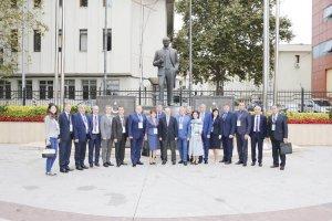 Beykoz, Tataristan Belediyelerini ağırladı