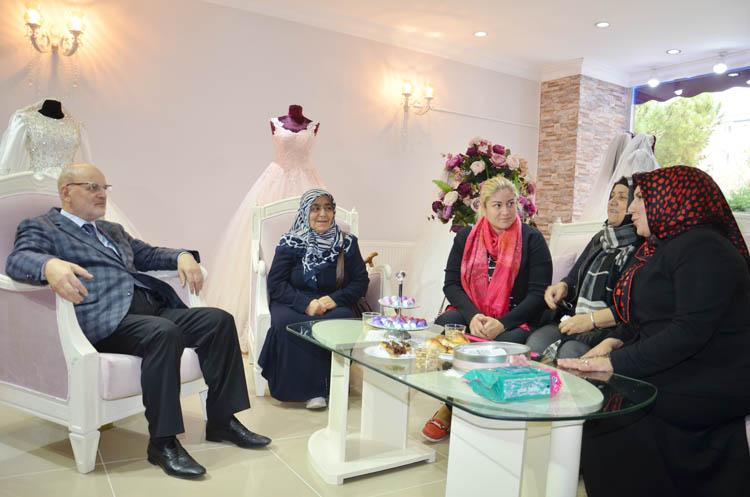 Nimet Moda Evi 2. Şubesini Beykoz Kavacık'ta açtı