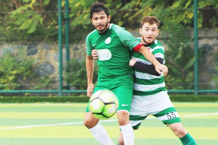 Beykoz amatörleri 21-22 Ekim 2018 maç sonuçları