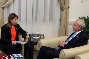 Demirel'den CHP Genel Başkanına ziyaret