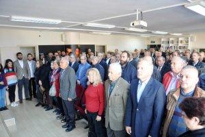 CHP Beykoz yerel seçim gündemli toplandı