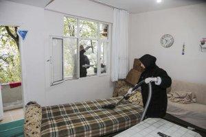 Beykoz Belediyesi'nden evlere temizlik ve tadilat