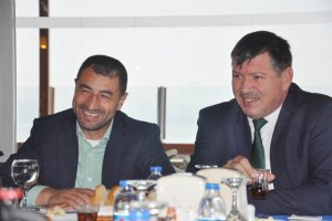 AK Parti Aday Adayı Adem Sefer, basınla buluştu