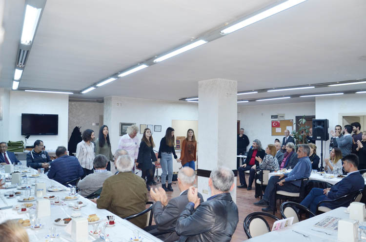 Beykozlu Doğu Karadenizlilerin 24 Kasım geleneği
