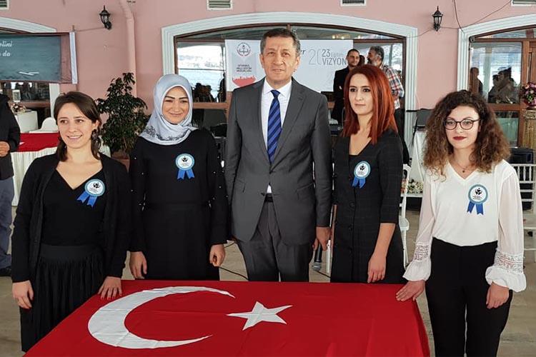 Beykoz'da 24 Kasım Öğretmenler Günü