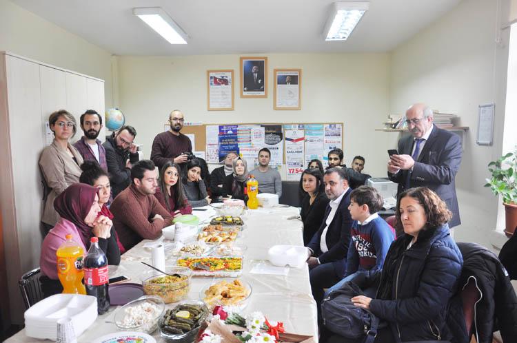 Mahir Taştan'dan öğretmenler günü sürprizi
