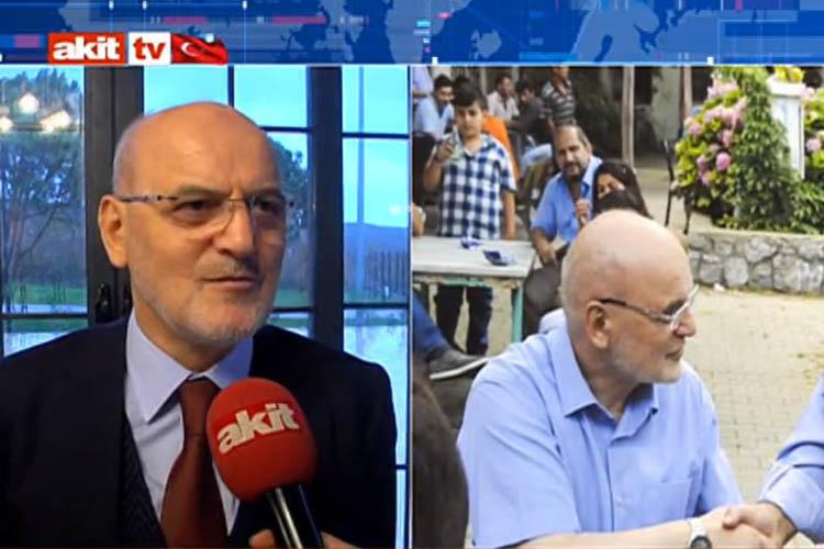 Beykoz Belediye Başkanı, Akit TV'de konuştu