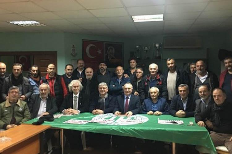Tosun, Beykoz Amatör Kulüplerine konuk oldu