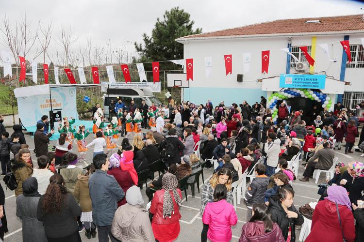 Engelliler Günü, Beykoz'da festivalle hatırlatıldı