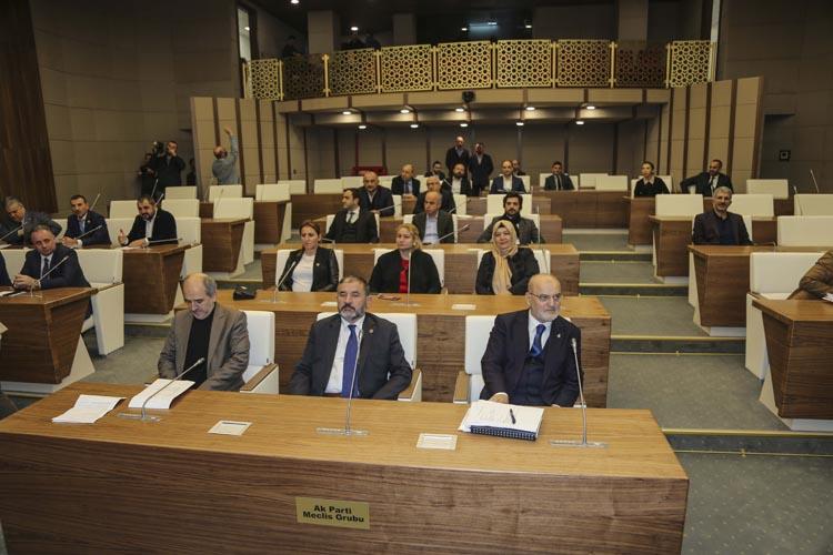 Beykoz'a 50 yıllık meclis binası yapıldı