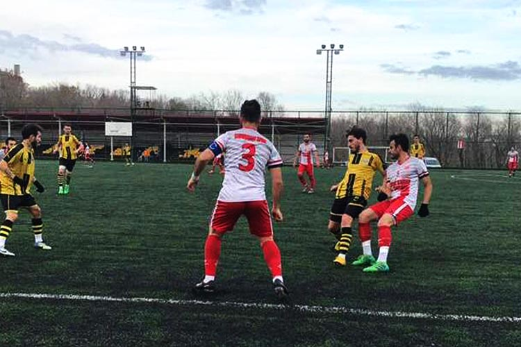 Çavuşbaşıspor'dan 6 gollü galibiyet