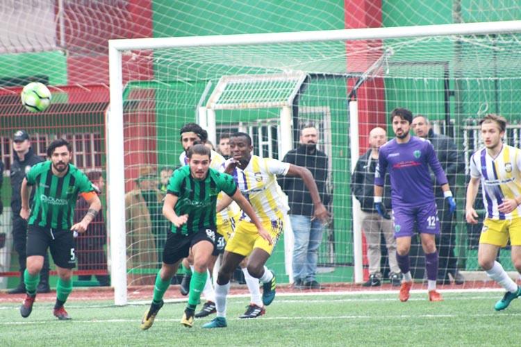 İstanbul Mesudiye evinde vuruldu: 0-1