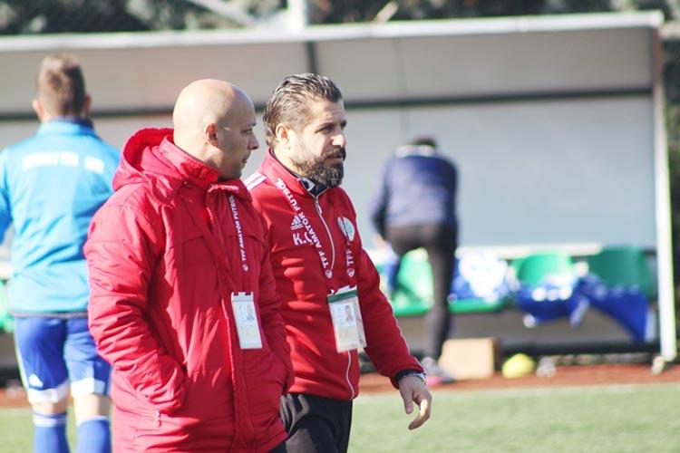 Gümüşsuyspor 6 puanlık maça hazırlanıyor