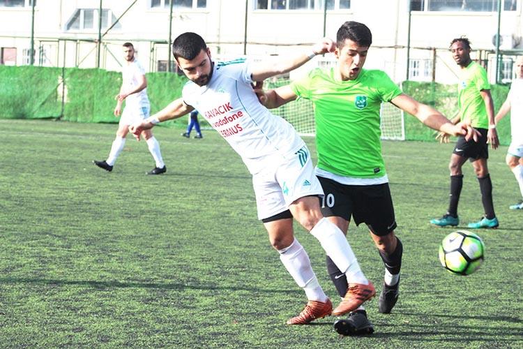 Gümüşsuyuspor Altıntepsi'ye mağlup oldu: 0-1