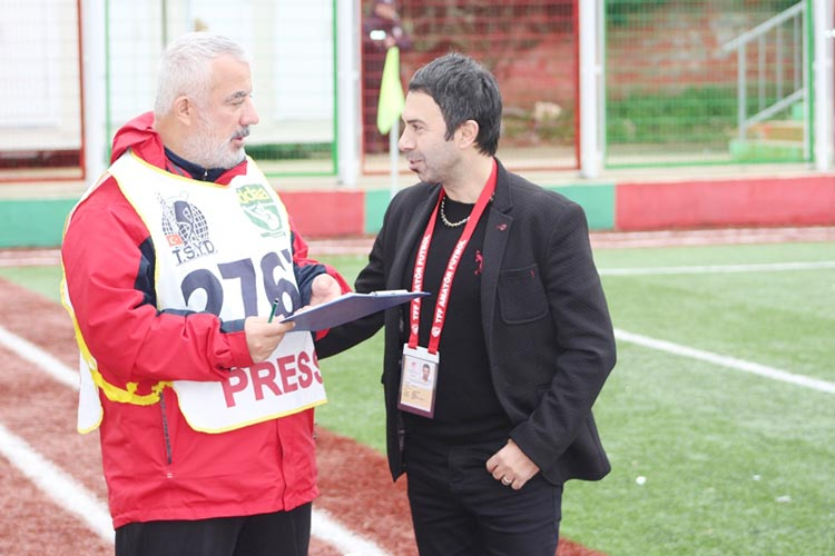 Yakup Sarıbaş, U16 takımından beklentimiz büyük