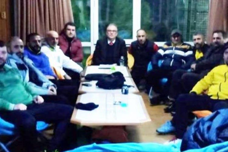 Beykoz Masterleri Genel Kurul yaptı