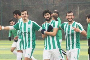 Kavacıkspor, Hamidiye'ye gol oldu yağdı: 7-1