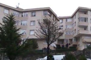 Beykoz Şişe Cam Sitesi'nde aile cinayeti