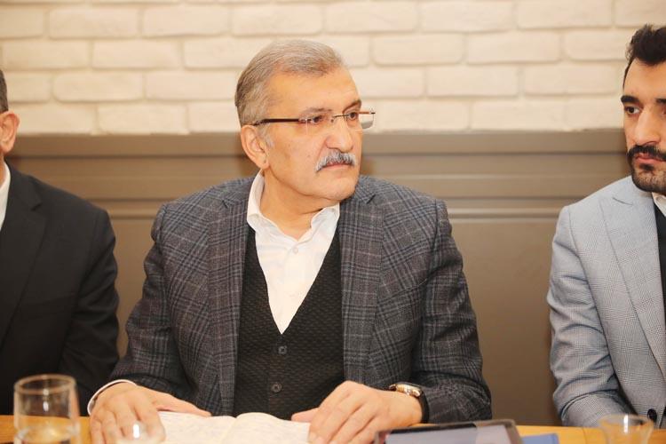 Beykoz'da aday olmak benim için bir onurdur