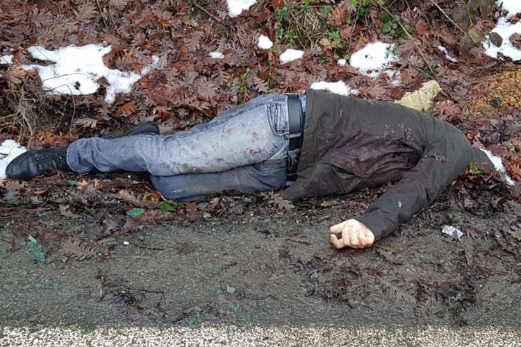 Beykoz Çavuşbaşı'nda bir erkek cesedi bulundu