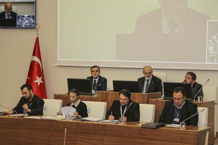 Beykoz Belediye Meclisi'nde 10 Ocak mesaisi