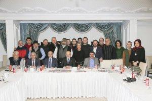 Başkan Çelikbilek 10 Ocak Gazeteciler Gününü Kutladı