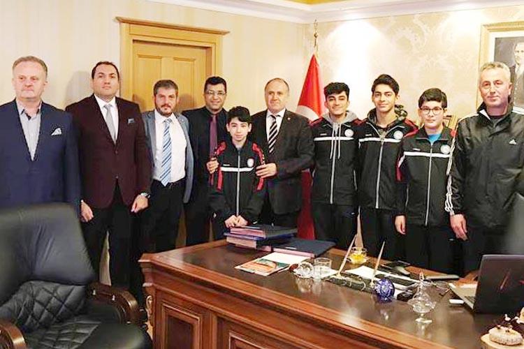 Celal Aras Anadolu Lisesi Kastamonu yolcusu