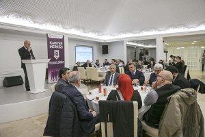 Beykoz Belediyesi işverenlere teşekkür etti