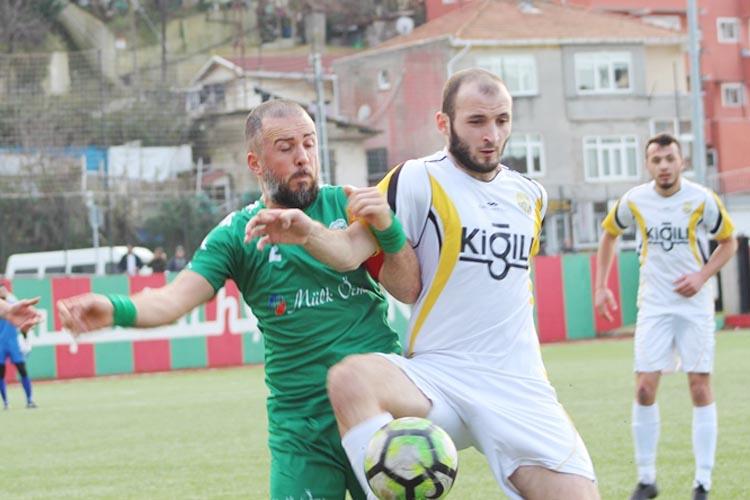 Gümüşsuyuspor, Beykoz'da işi zora soktu: 2-3