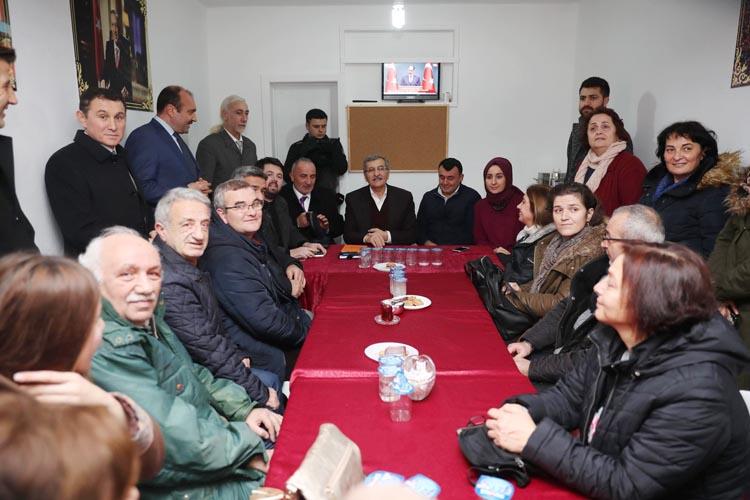 Beykoz'dan Zeytinburnu Çözüm Merkezi'ni aradılar