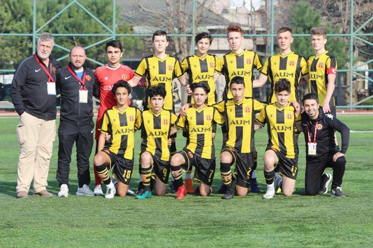 Beykoz 1908 AŞ, U19 şova devam ediyor