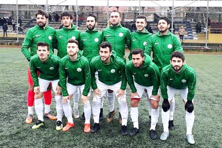 Kavacıkspor Beyoğlu'ndan 3 puanla döndü