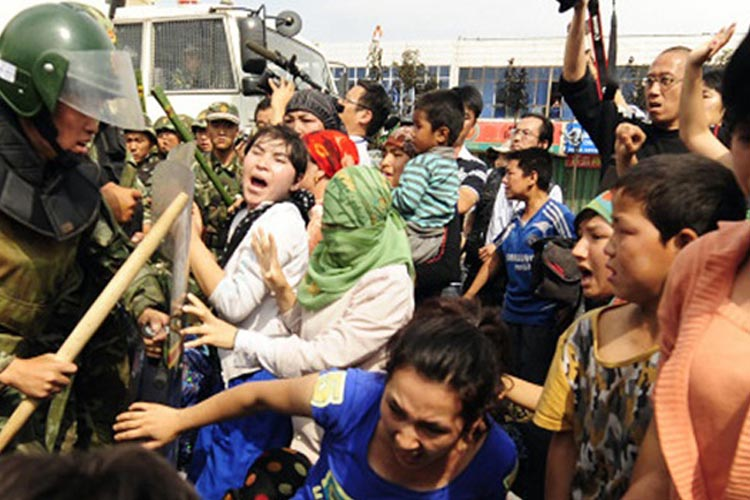 Beykoz'da Doğu Türkistan mücadelesi