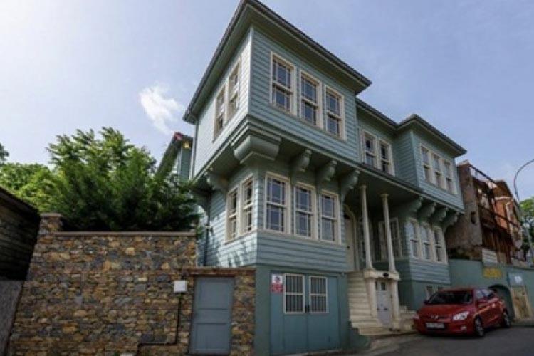 Beykoz'da Tarihi Yeşil Köşk satışa çıkarıldı