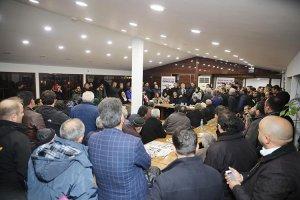 Beykoz'da vatandaş konuşuyor