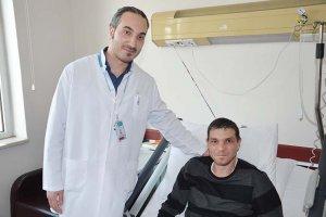 Beykoz Devlet Hastanesi'nde ilk kez yapıldı