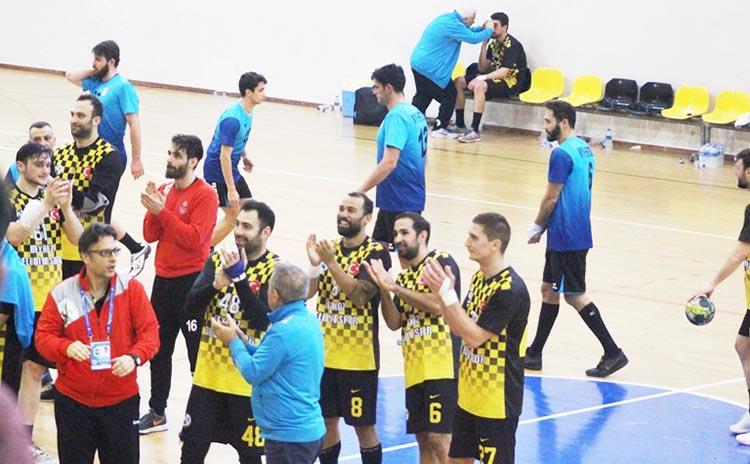 Beykoz Belediyespor İzmir'e hazırlanıyor