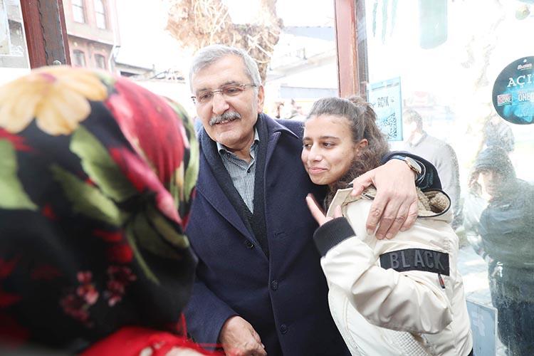 Murat Aydın'a uyarı… Benim yüzümü unutma!